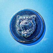 Jaguar Emblem -0056c Poster