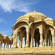 Jaisalmer Cenotaph Poster