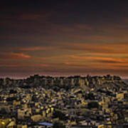 Jaisalmer Fort At Twilight Poster