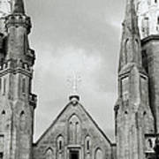 Jakarta Cathedral  Poster