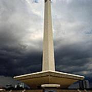 Modernism In Jakarta Poster