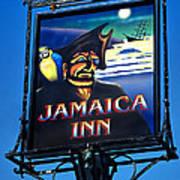 Jamaica Inn On Bodmin Moor Poster
