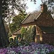 James Cook's Cottage Poster