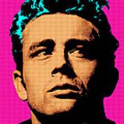 James Dean 001 Poster