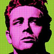 James Dean 003 Poster