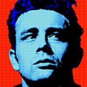 James Dean 005 Poster