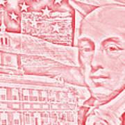 James Madison- 4th Us President Poster
