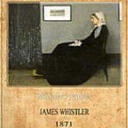 James Whistler 1 Poster