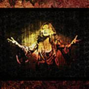 Janis Joplin - Gypsy Poster