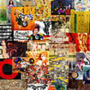 Japanese Contemporary Art Poster
