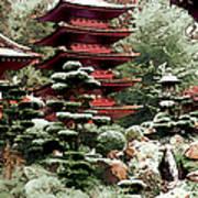 Japanese Tea Garden Poster