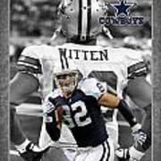 Jason Witten Cowboys Poster