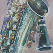 Jazz Buddies Poster
