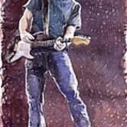 Jazz Rock John Mayer 01 Poster