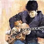 Jazz Rock John Mayer 02 Poster