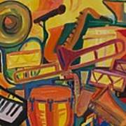 Jazz Squared Poster