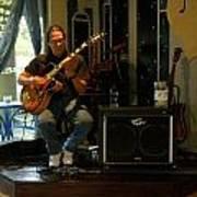 Jazzman Jorge - Limehouse Blues Poster by Shawn Lyte