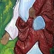 J.b.j. The Christ Like Me Poster