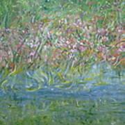 je t'aime Monet Poster