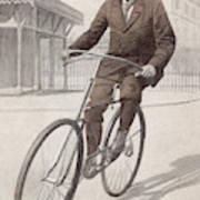 Jean Beraud (1849-1935) French Poster