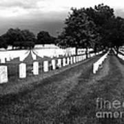 Jefferson Barracks National Cemetery Poster