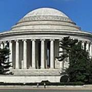 Jefferson Memorial Washington Poster
