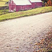 Jenne Farm Vermont Poster