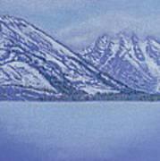 Jenny Lake - Grand Tetons Poster