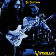 Jerry And Billy At Winterland Poster