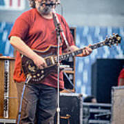 Jerry Garcia 1986 Poster