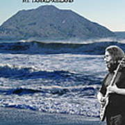 Jerry Garcia At Mt Tamalpaisland 2 Poster