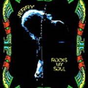 Jerry Rocks My Soul Poster