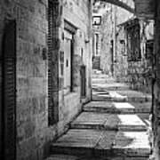 Jerusalem Street Poster