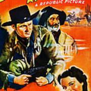 Jesse James At Bay, Us Poster, Roy Poster