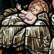 Jesus Is Born Poster