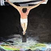 Jesus The Ultimate Sacrifice Poster