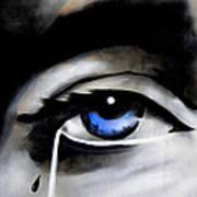 Tear Drop Poster