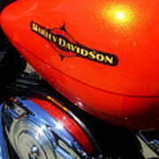 Jewel Of Bikes Motorcycles Poster