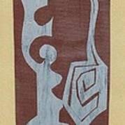 Jewish Motif Poster