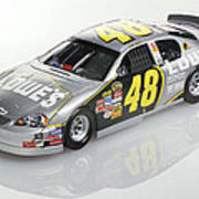 Jimmie Johnson No 48 Poster