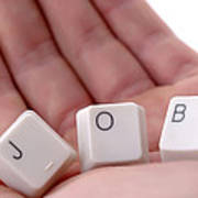 Job Looking  Poster