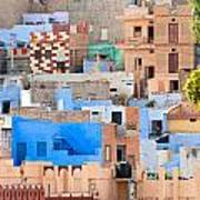 Jodhpur - Rajasthan - India Poster