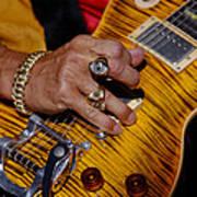 Joe Perry - Aerosmith Poster by Don Olea