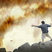 Joe Vs. The Volcano Poster