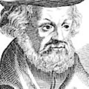 Johannes Aepinus (1499-1553) Poster