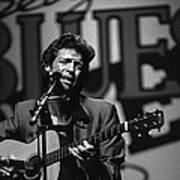 John Hammond Blues Poster