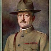 John Joseph Pershing    Nicknamed Black Poster