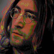 John Lennon 2 Poster