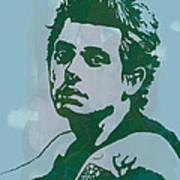 John Mayer - Pop Stylised Art Sketch Poster Poster