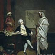 John Mowbray Poster
